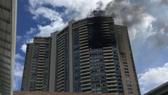 Cháy cao ốc 36 tầng tại Honolulu, 15 người thương vong