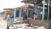 Người dân vùng biên giới Đồng Tháp được bố trí nhà ở trong các cụm dân cư, ổn định cuộc sống