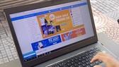 Xu hướng mua sắm online ngày càng phát triển