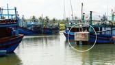 Thủ phạm gây tai nạn ở cảng cá Tam Quan