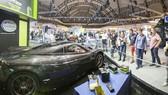 360 doanh nghiệp tham gia triển lãm ngành công nghiệp hỗ trợ dịch vụ ô tô