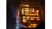 Cháy khách sạn tại Trung Quốc, 18 người thiệt mạng