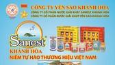 Chương trình khuyến mãi sản phẩm Sanest Khánh Hòa - niềm tự hào thương hiệu Việt Nam