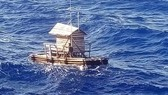 Aldi Novel Adilang, 19 tuổi, được thuê làm công việc giữ đèn trên một bẫy cá nổi trước khi bị trôi ra biển vào tháng 7. Ảnh: Tổng lãnh sự quán Indonesia tại Osaka