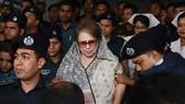 Cựu Thủ tướng Bangladesh nhận thêm án tù vì tham nhũng
