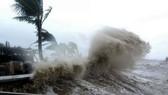 Áp thấp nhiệt đới gây gió giật cấp 9, biển động mạnh