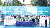 Trên 400 VĐV sôi nổi tranh tài giải quần vợt BenThanh Tourist mở rộng lần III năm 2018