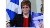 Bộ trưởng thứ nhất của Scotland Nicola Sturgeon. Nguồn: Getty Images