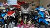 Doanh số và sức mua mô tô, xe máy tăng mạnh