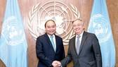 Khát vọng hòa bình, phát triển và trách nhiệm của mỗi quốc gia