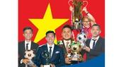 Giải thưởng Quả bóng vàng Việt Nam 2018: Sức bật bóng đá trẻ
