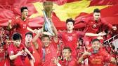 Bóng đá Việt Nam lên ngôi ở AFF Cup 2018: Cái kết trọn vẹn cho hành trình chinh phục