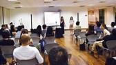Buổi gây Quỹ học bổng tại Singapore vào tháng 7-2018