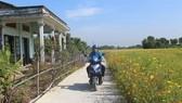 Nông thôn Long An đổi mới  nhờ chương trình giảm nghèo