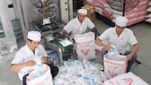 Sản xuất đường tại Công ty cổ phần Công nghệ thực phẩm Sài Gòn. Ảnh: CAO THĂNG