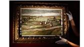 Một tác phẩm của Van Gogh được trình chiếu tại triển lãm