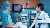 Điều trị co thắt tâm vị qua nội soi đường miệng