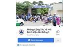 Cảnh giác fanpage giả mạo Phòng CTXH của BV Nhi đồng 1