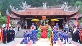 Lễ giỗ Đức Quốc Tổ Lạc Long Quân và giỗ Tổ Hùng Vương - lễ hội Đền Hùng 2019