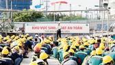 Tập đoàn Xây dựng Hòa Bình phát động Tháng An toàn vệ sinh lao động và Tháng Công nhân 2019
