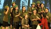 """Vở kịch hát """"Hoa lửa Truông Bồn"""" diễn tại TPHCM"""