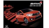 Honda Brio hoàn toàn mới ra mắt thị trường Việt Nam trong tháng 6-2019