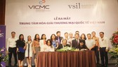 Ra mắt trung tâm hòa giải thương mại đầu tiên tại Việt Nam