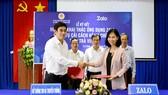 Trà Vinh ứng dụng Zalo trong công tác cải cách hành chính