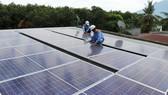 Nâng cấp hệ thống năng lượng mặt trời trên mái nhà từ 3,3kWp lên 6,6kWp  ở hộ ông Lưu Xuân Minh (ấp Tân Hòa, xã Tân Bình, TP Tây Ninh)