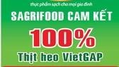 Sagrifood kiểm soát chặt quy trình nuôi heo để không nhiễm dịch tả heo châu Phi