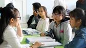 Nhiều trường công bố điểm chuẩn