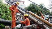 Đề phòng tai nạn điện trong mùa mưa bão