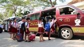 An toàn cho học sinh đến trường