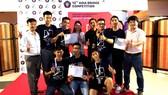 Trường ĐH Cần Thơ đoạt giải tại cuộc thi Cầu thép châu Á 2019