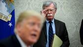 Tổng thống Mỹ Trump sa thải Cố vấn An ninh Quốc gia John Bolton. Ảnh: CNBC