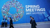 Cuộc họp thường niên của IMF và WB diễn ra trong tháng 10 này.