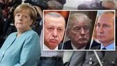 3 biến số khó của bà Merkel tại G20