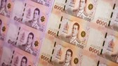 The appreciation of Thai baht was largely supported by the opposing monetary stances of Thai and U.S. central banks.   © Reuters