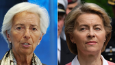 Christine Lagarde, managing director of the International Monetary Fund and Ursula Von Der Leyen, Germany's Foreign Minister, have been lined up for top jobs in the European Union.