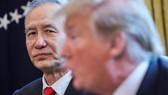 U.S.-China trade tensions saw a series of escalations in the two months prior to the G-20 summit in Osaka.   © X90178