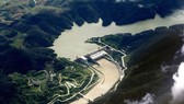 The Jinghong hydropower station in southwest China's Yunnan province is seen here in 2013.   © AP