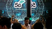 Smart Axiata launches 5G technology in Phnom Penh in July.   © Reuters
