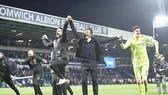 Antonio Conte tự tin sẽ tiếp tục truyền cảm hứng cho Chelsea.