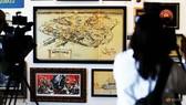 Đấu giá bản đồ đầu tiên của Disneyland