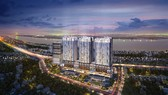 Toàn cảnh dự án Sun Grand City Ancora Residence