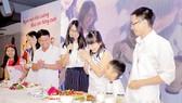 Phô mai Con bò cười tổ chức sự kiện gắn kết gia đình Việt