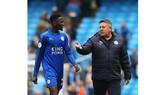 Leicester:  Vui đó, nhưng cũng đáng lo