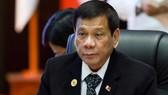 Tổng thống Rodrigo Duterte. Ảnh: The Independent