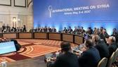 Hội nghị quốc tế về Syria lần thứ 5 được mong chờ sẽ tiếp tục những thành công của Hội nghị hồi đầu tháng 5. Nguồn: RussiaNews