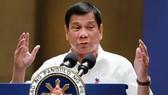 Tổng thống Philippines Rodrigo Duterte. Ảnh: GMA